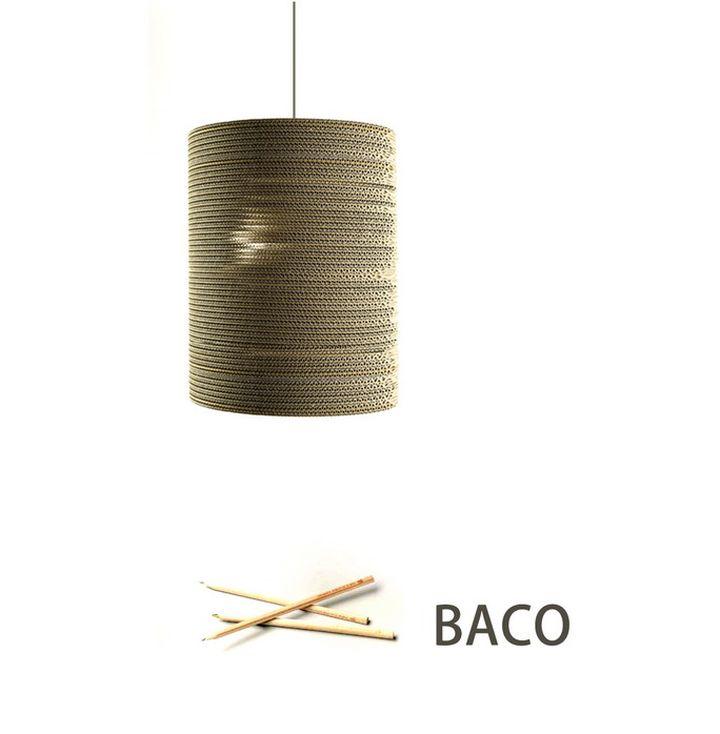 nova coleção de móveis e papelão btrade sedicilab, BACO