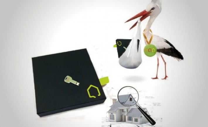 casa da sogno, kit-verde