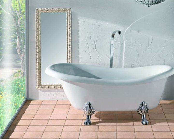 浴室白地球010