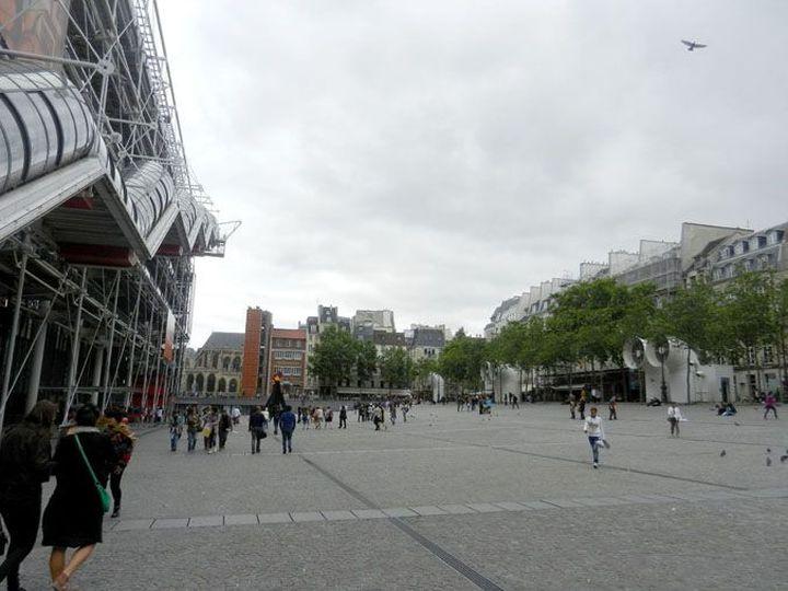Centro Pompidou Renzo Piano Richard Rogers-06