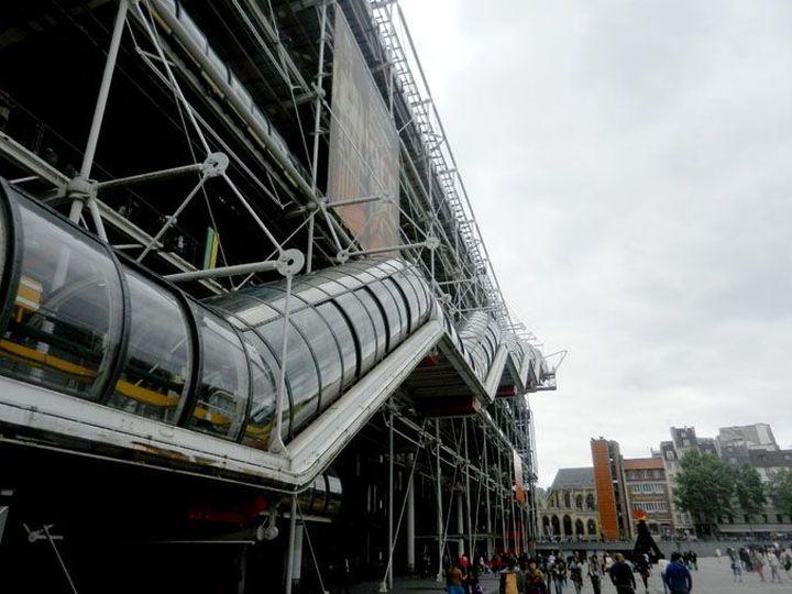 Centro Pompidou Renzo Piano Richard Rogers-07
