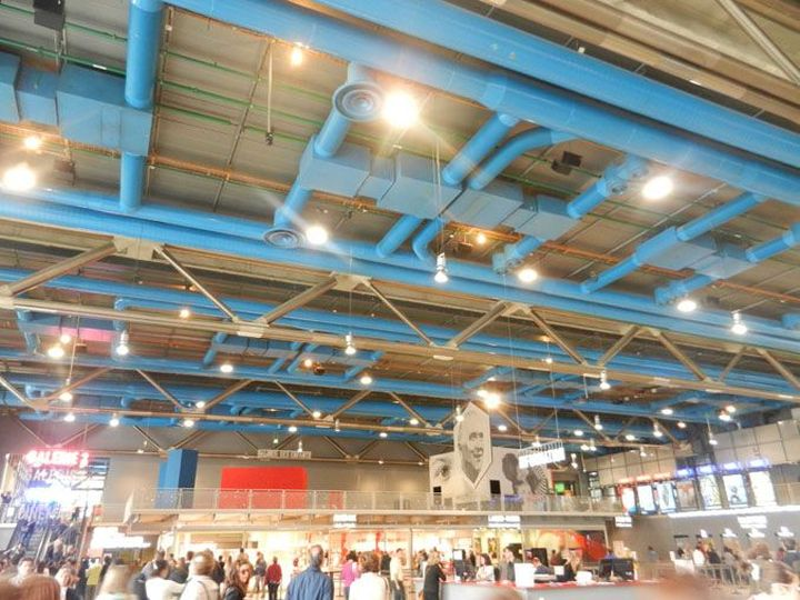 Centro Pompidou Renzo Piano Richard Rogers-08
