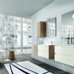 arredo bagno rovere cloe by edone design