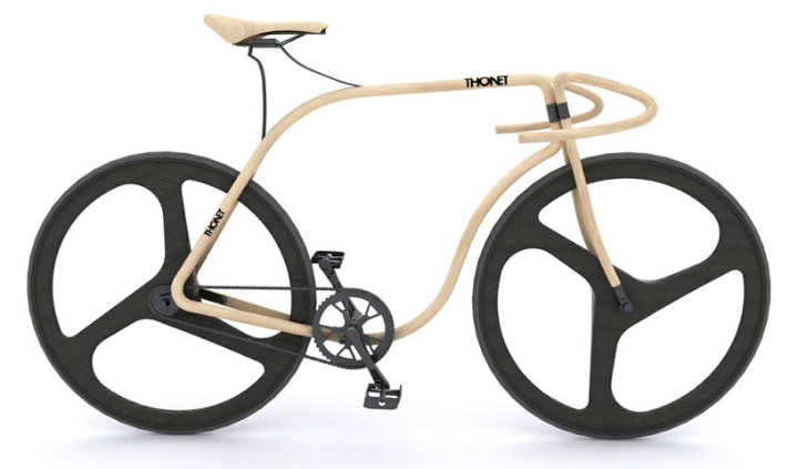 アンディ・マーティンTHONET自転車1
