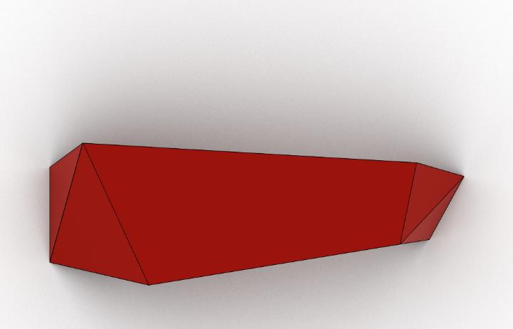 NOVAE FOLDONE sketch top