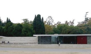 Mies van der Rohe, padiglione Barcellona