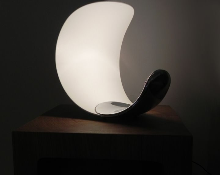 table lamp carl luceplan Bergne 2012 BB
