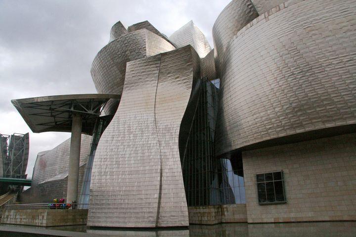 Frank Gehry giggenheyim bilbao 12