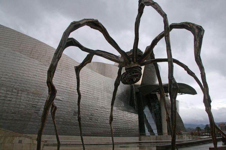 Frank Gehry Guggenheim Bilbao 14