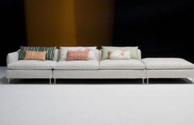 Sofa Freund shanghai Spitze von Patricia Urquiola