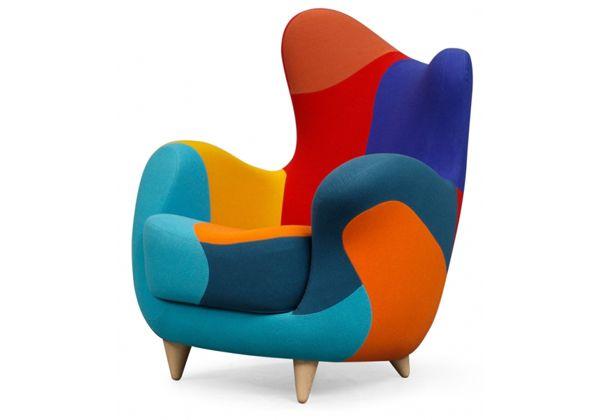 los muebles amorosos de Javier Mariscal pour l'ami