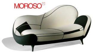 los muebles amorosos di javier mariscal per moroso divano