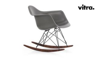 sedia a dondolo vitra rar rocking chair winter edition