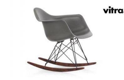 vitra chaise à bascule chaise à bascule édition rar d'hiver