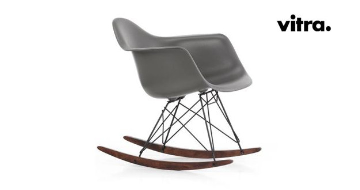 vitra rocking chair rocking chair rar winter edition
