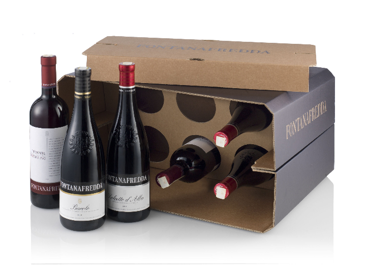 giacomucci cubedesign Cantinetta