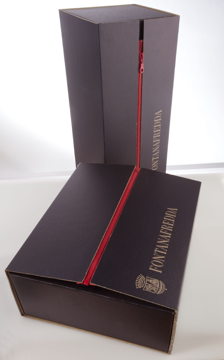 giacomucci cubedesign Zipper confezione