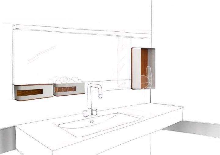 Drawing accessories Bathroom App Design 2