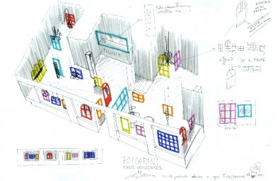 foscarini magic-windows concept sketch rid