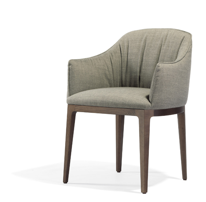 ブロッサム椅子3-4布
