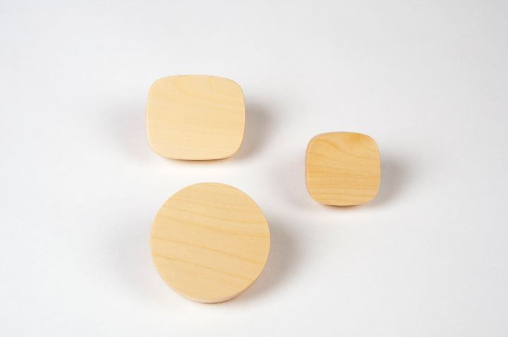 Small wooden objects Equilibrio Belnotes LOW