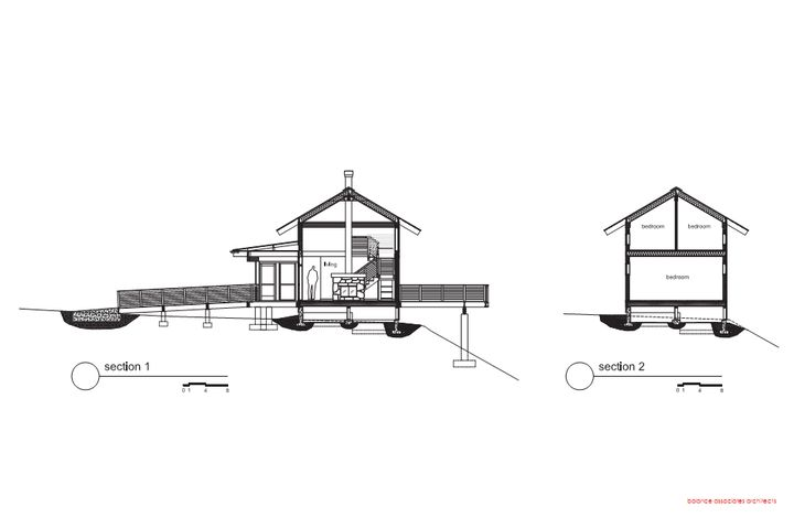Balance associates architect foster loop-house 16