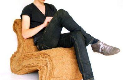 Jorrit Taekema Schicht Stuhl 1