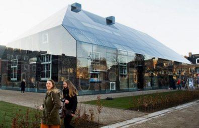 MVRDV γυαλί φάρμα στην Ολλανδία 02