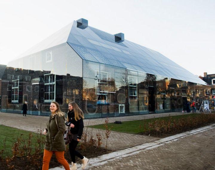 fazenda de vidro MVRDV na Holanda 02