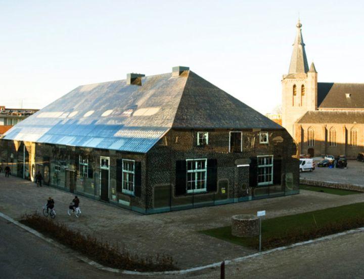 fazenda de vidro MVRDV na Holanda 04