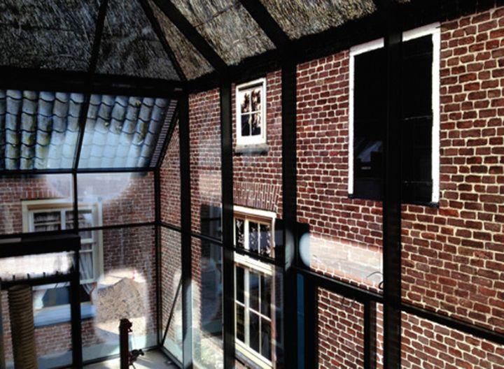 fazenda de vidro MVRDV na Holanda 08