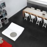 pavimento gres porcellanato finto cemento Smart Town Dark750x500
