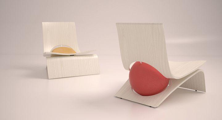 LoWnge Designed by Gradosei 3