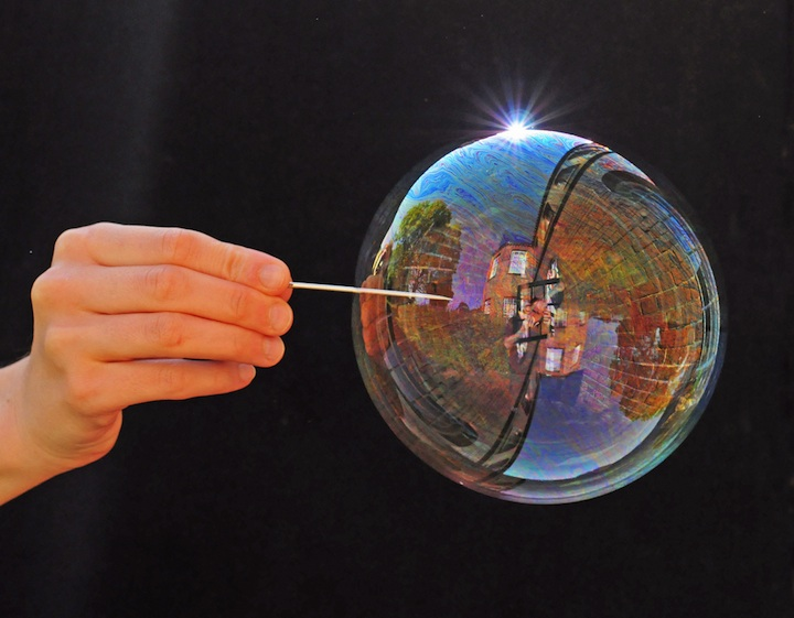 Richard Heeksl Magical Reflections on Soap Bubbles-03