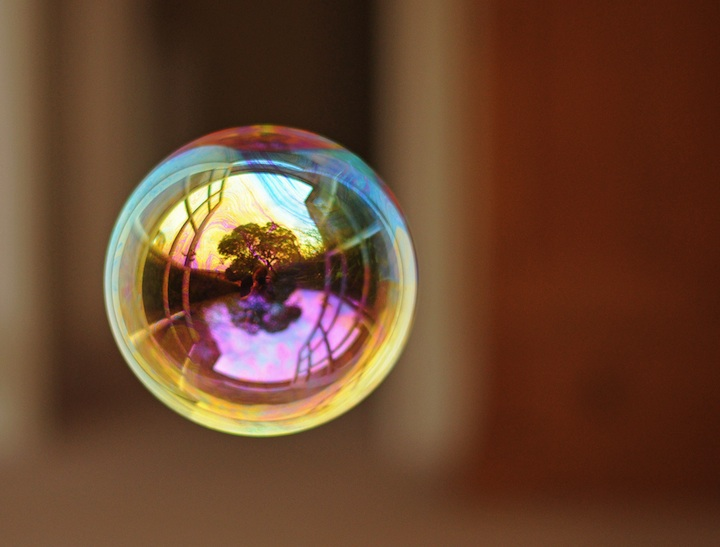 Richard Heeksl Magical Reflections on Soap Bubbles-14