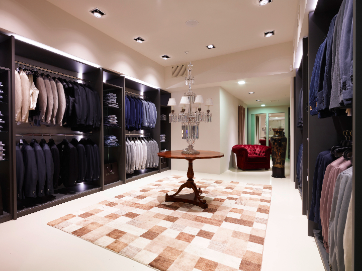 alberto apostoli ELISEO fashion store 01