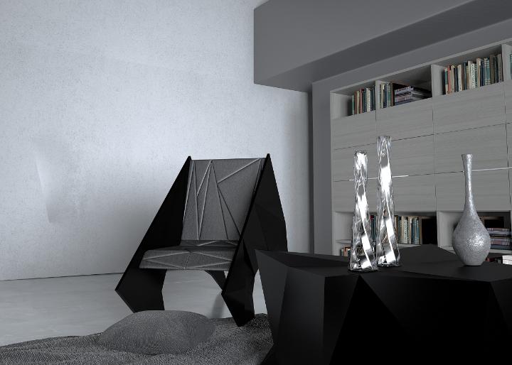 Montagem Touro Chair 01