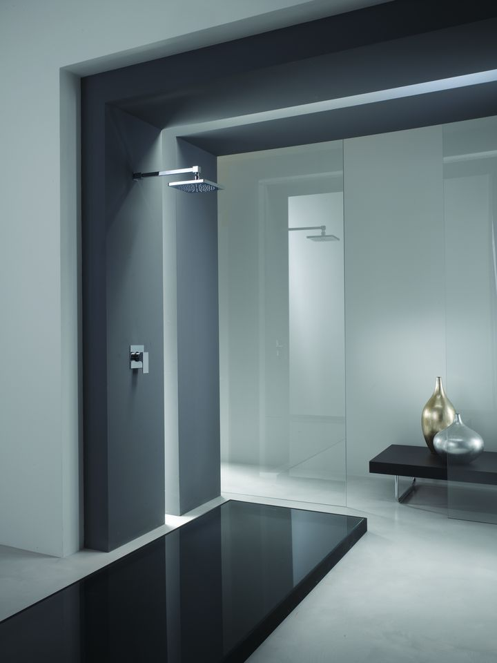 Gattoni 2530 Kubik Recessed Shower