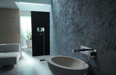 Gattoni 2535 Kubik lavabo Yon Wall