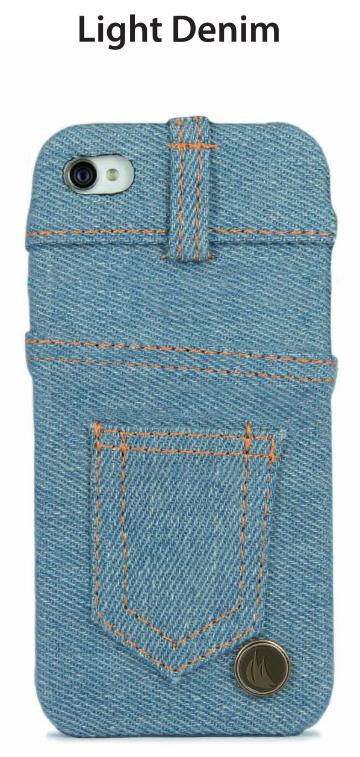 Denim-Jeans-Abdeckung