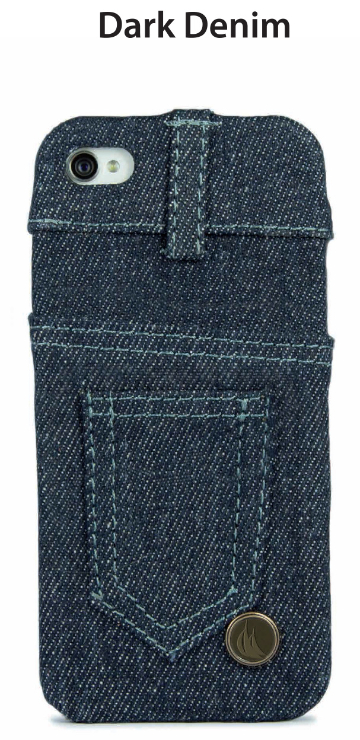 Denim Jeans Cover Dark
