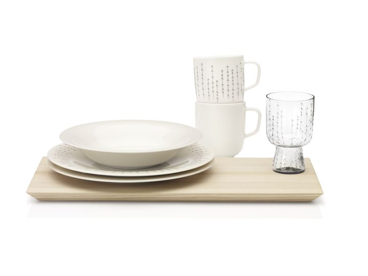 iittala Sarjaton group white 2
