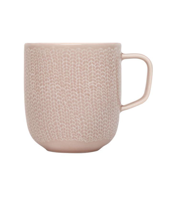 iittala Sarjaton mug 0.36L Letti old rose