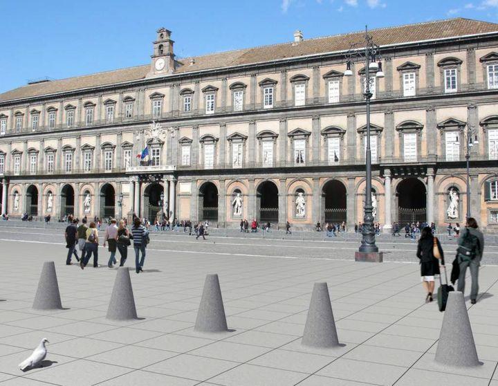 Piazza CONICO