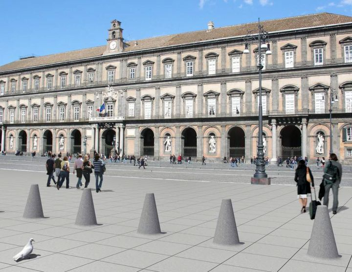 Piazza CONE