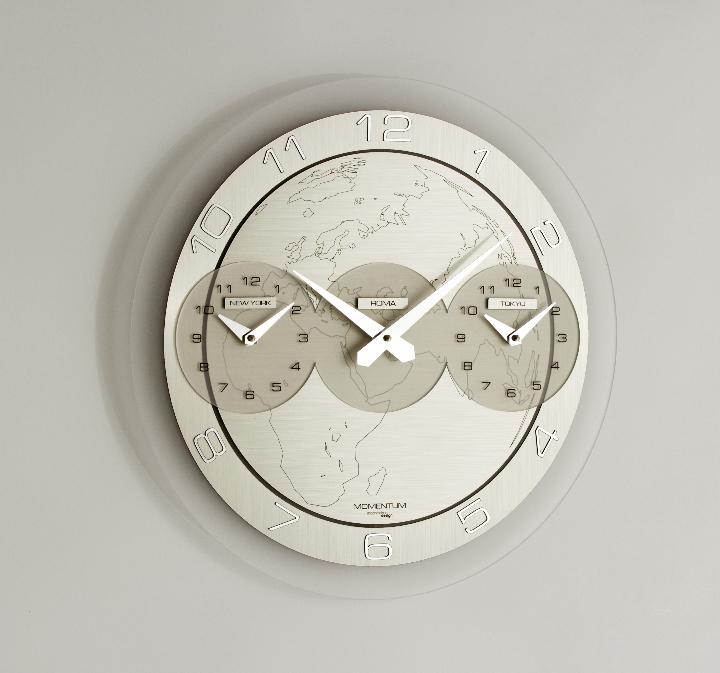 incantesimo design orologio Momentum Tre Ore