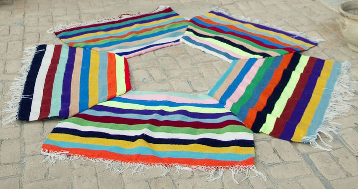Matali Crasset per made in design Kilim 5 posti 02