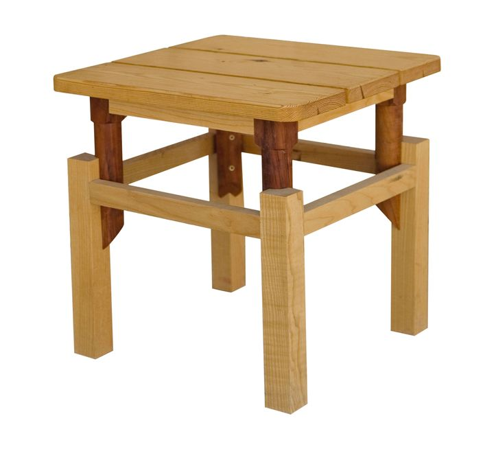 Matali Crasset pour Made in Design tabouret bas 01