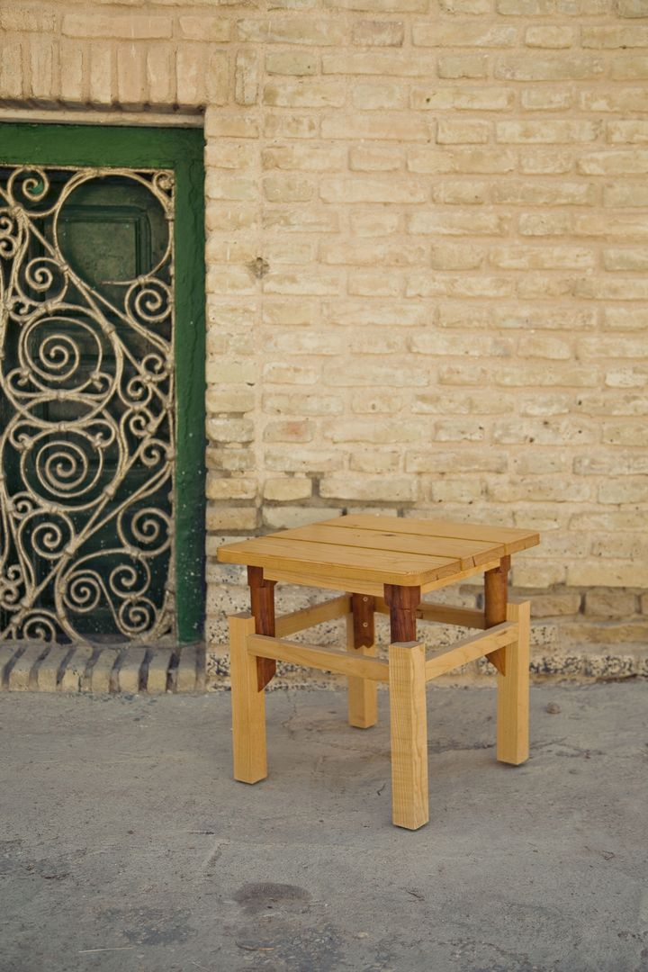 Matali Crasset for Made in Design Low stool 02