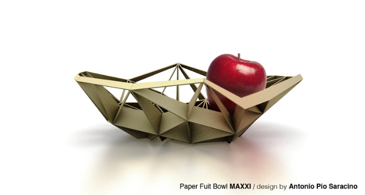 μουσεία χαρτί APSaracino MAXXIbowl172